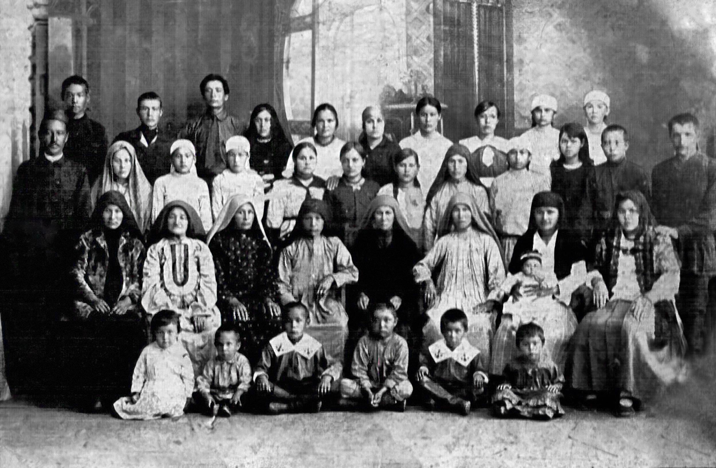 сибирские татары, выставка, бухарцы, в тюмени, музей, выставка в тюмени, музеи в тюмени, легенды сибири, что посмотреть