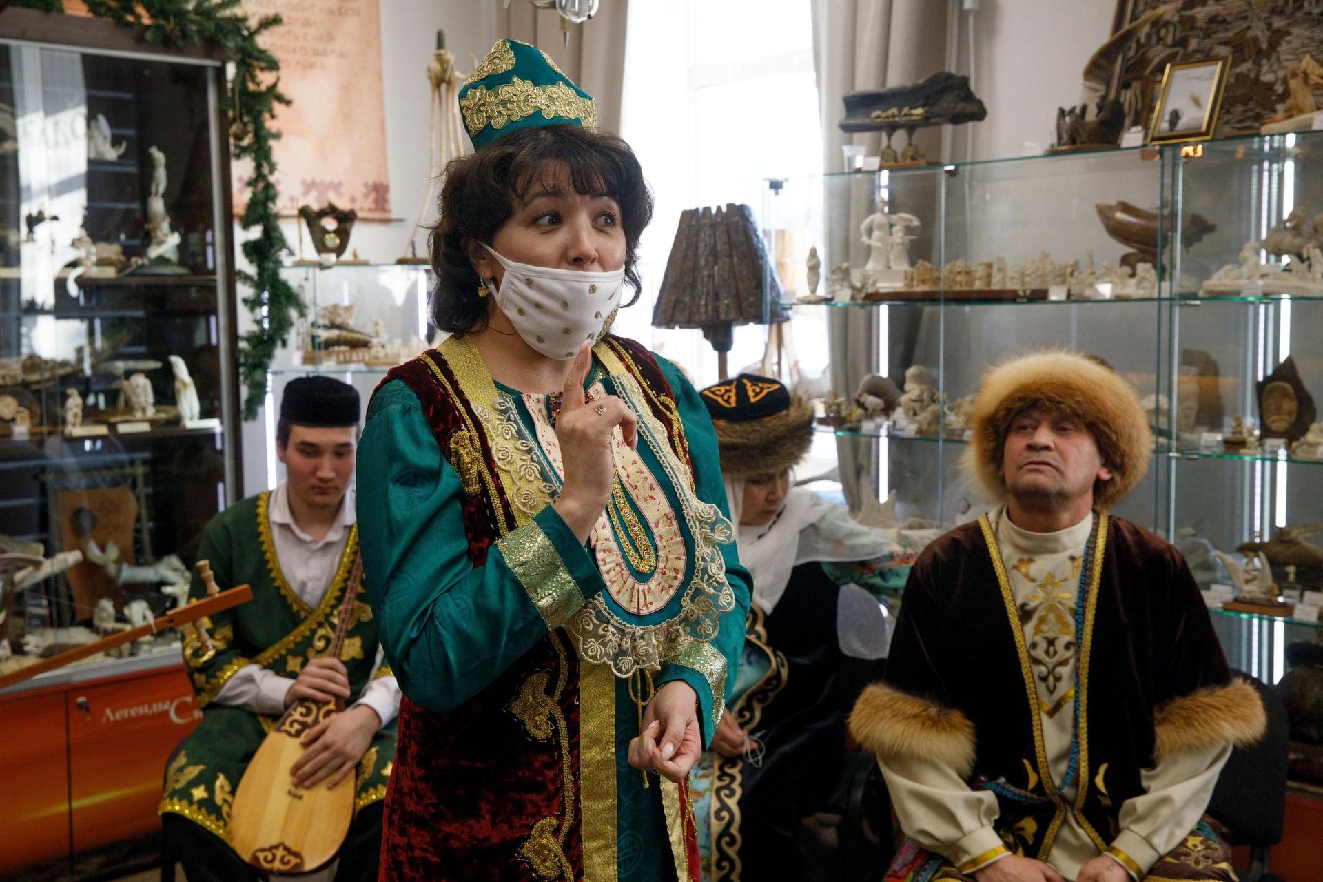 Неля, ебмаевский сельский музей, легенды сибири, сибирских татар, выставка, культура и быт, в тюмени, купить сувенир, одежда татар