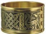 Древнерусский браслет, латунь. в тюменском магазине сувениров Легенды Сибири