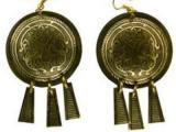 Серьги древнеславянские. Это украшения в тюменском магазине сувениров Легенды Сибири