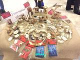 туристический сувенир, сувенир из тюмени, что привезти, подарок из тюмени, брелок, магнит, панно, тюмень