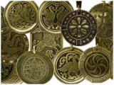 Древнеславянские украшения в тюменском магазине подарков Легенды Сибири, купить